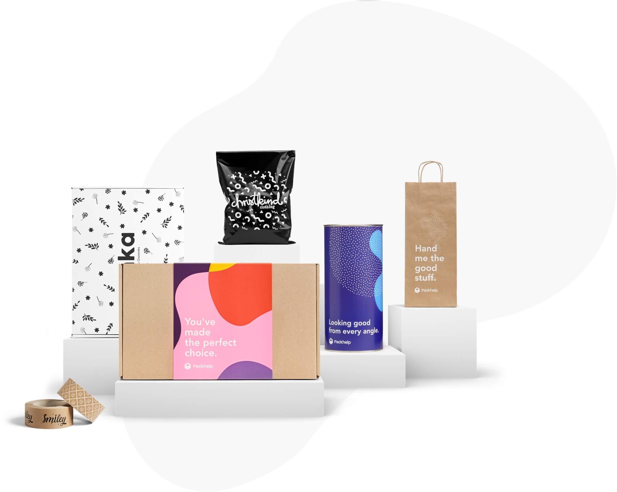 Design & Order Your Custom Packaging Online | Packhelp