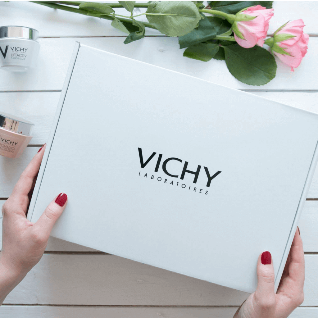 vichy packaging