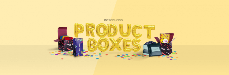Introducing Product Boxes