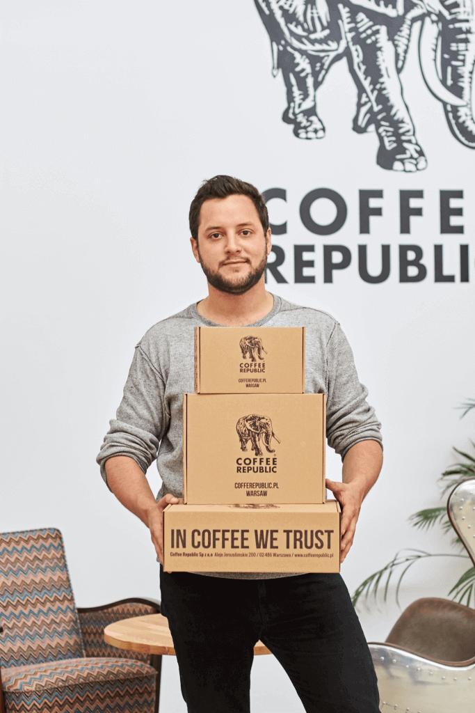 Unternehmenspolitik auf der Verpackung