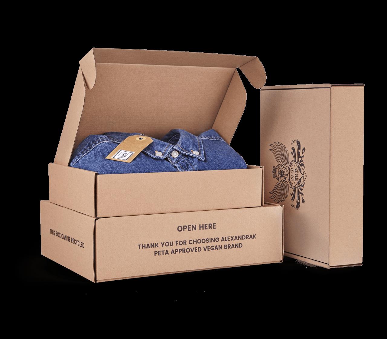 Leicht zu öffnende Verpackung als Faltschachtel