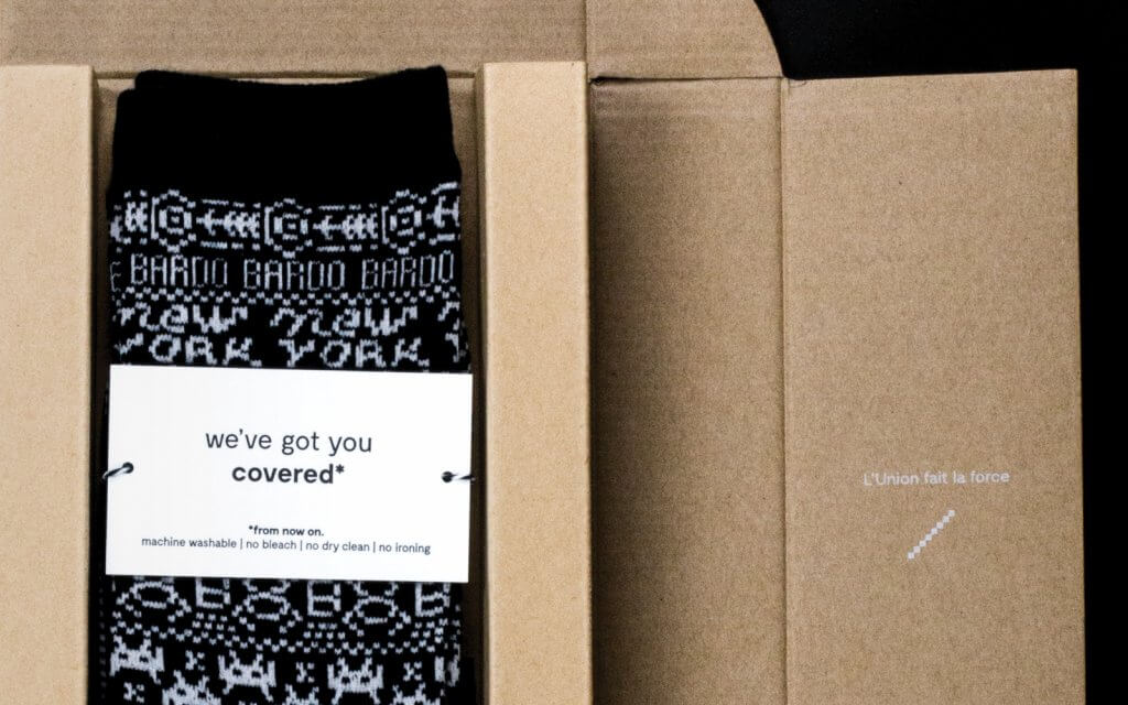 bardo box packaging design