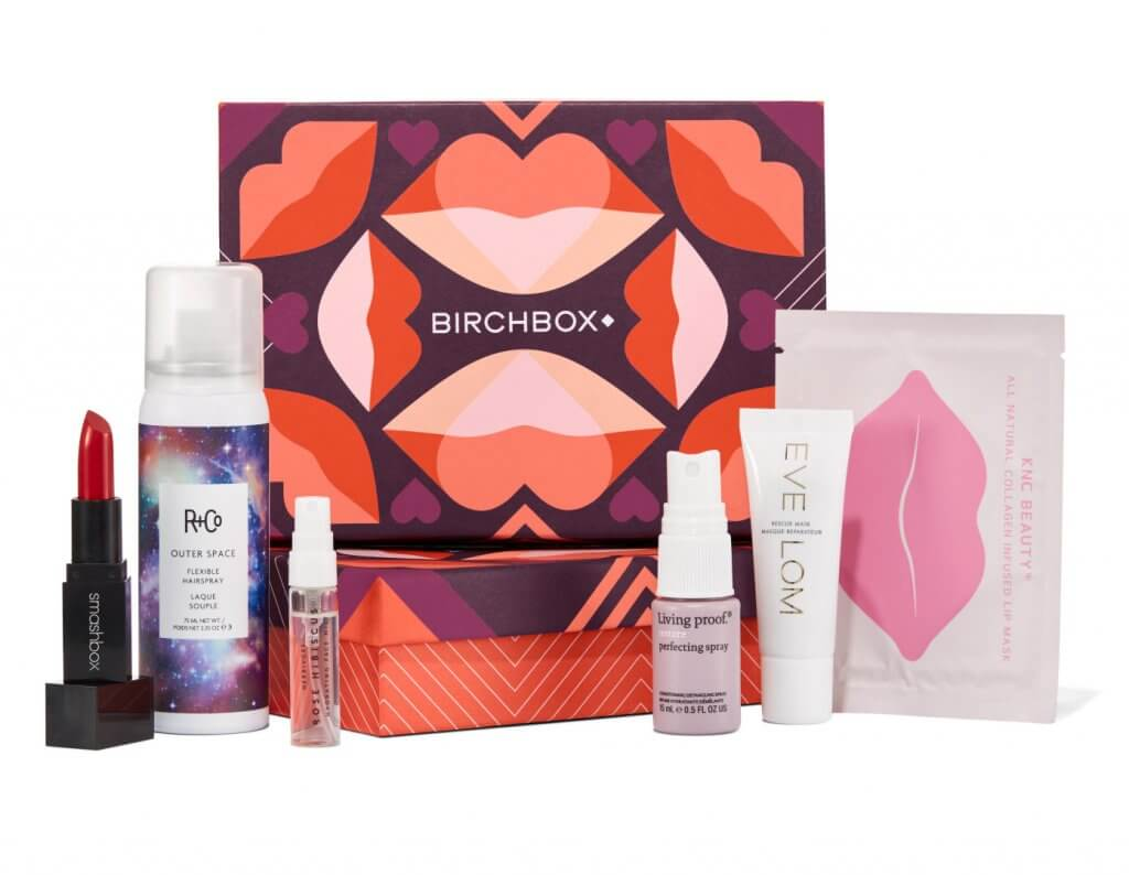 example of a birchbox subscription box