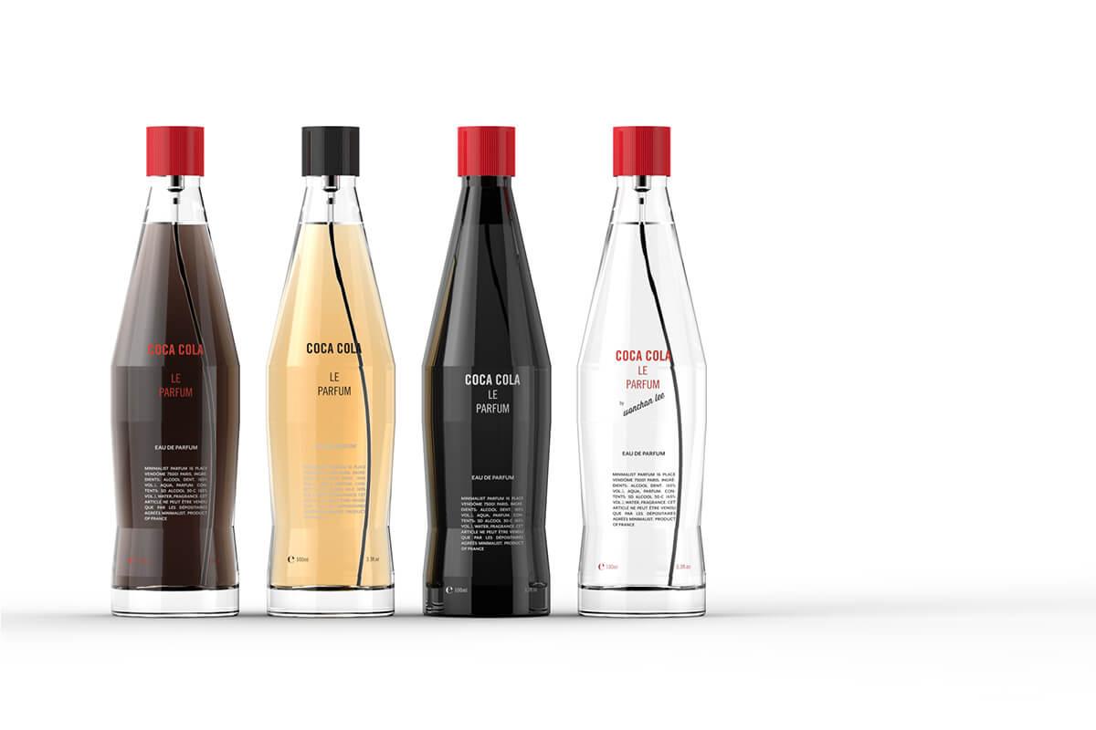 coca cola perfume inspiracion packhelp