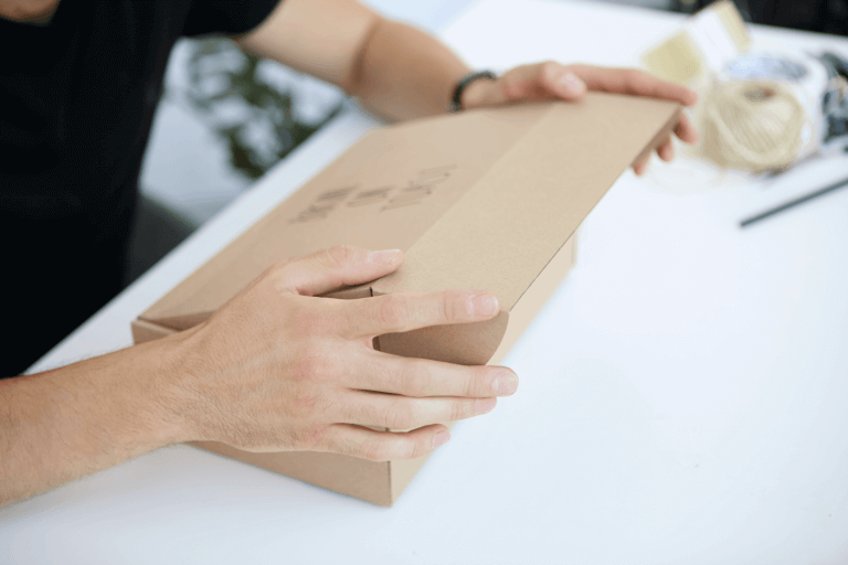 Functions of the packaging