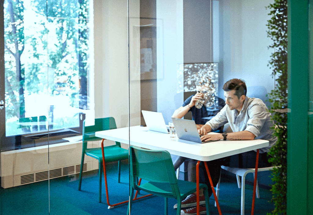 startup job