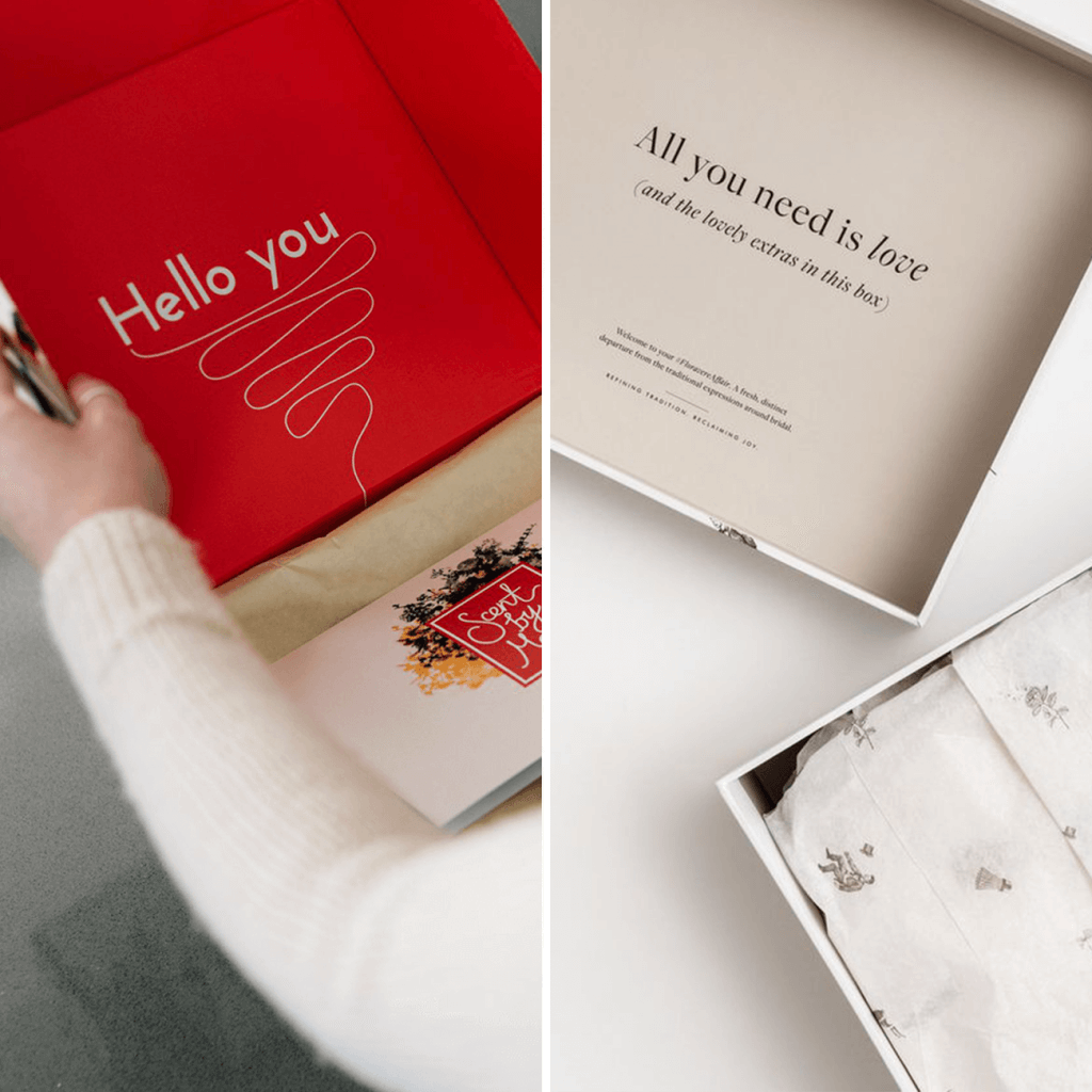 print inside the box
