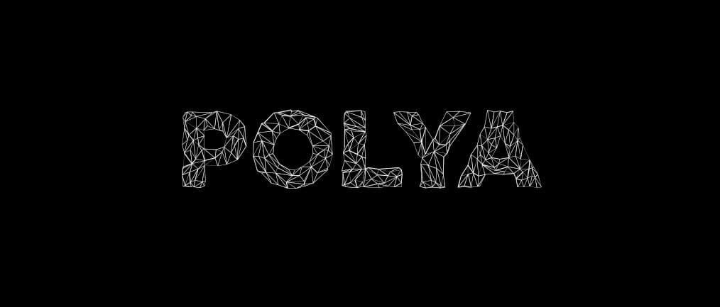 Police de caractère Polya