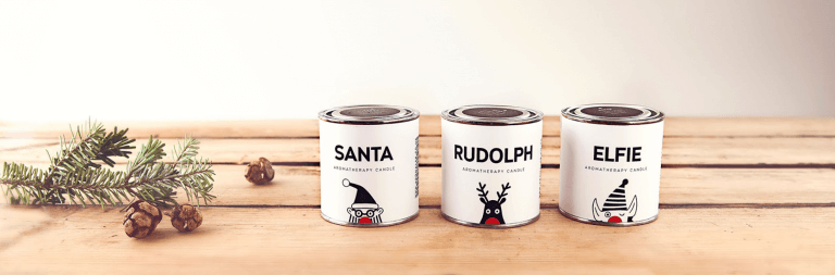 20 Ideas For Designing Christmas Packaging