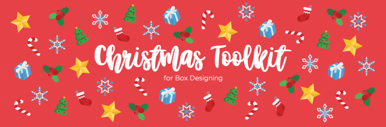 Creating Festive Packaging With Our Christmas Design Kit