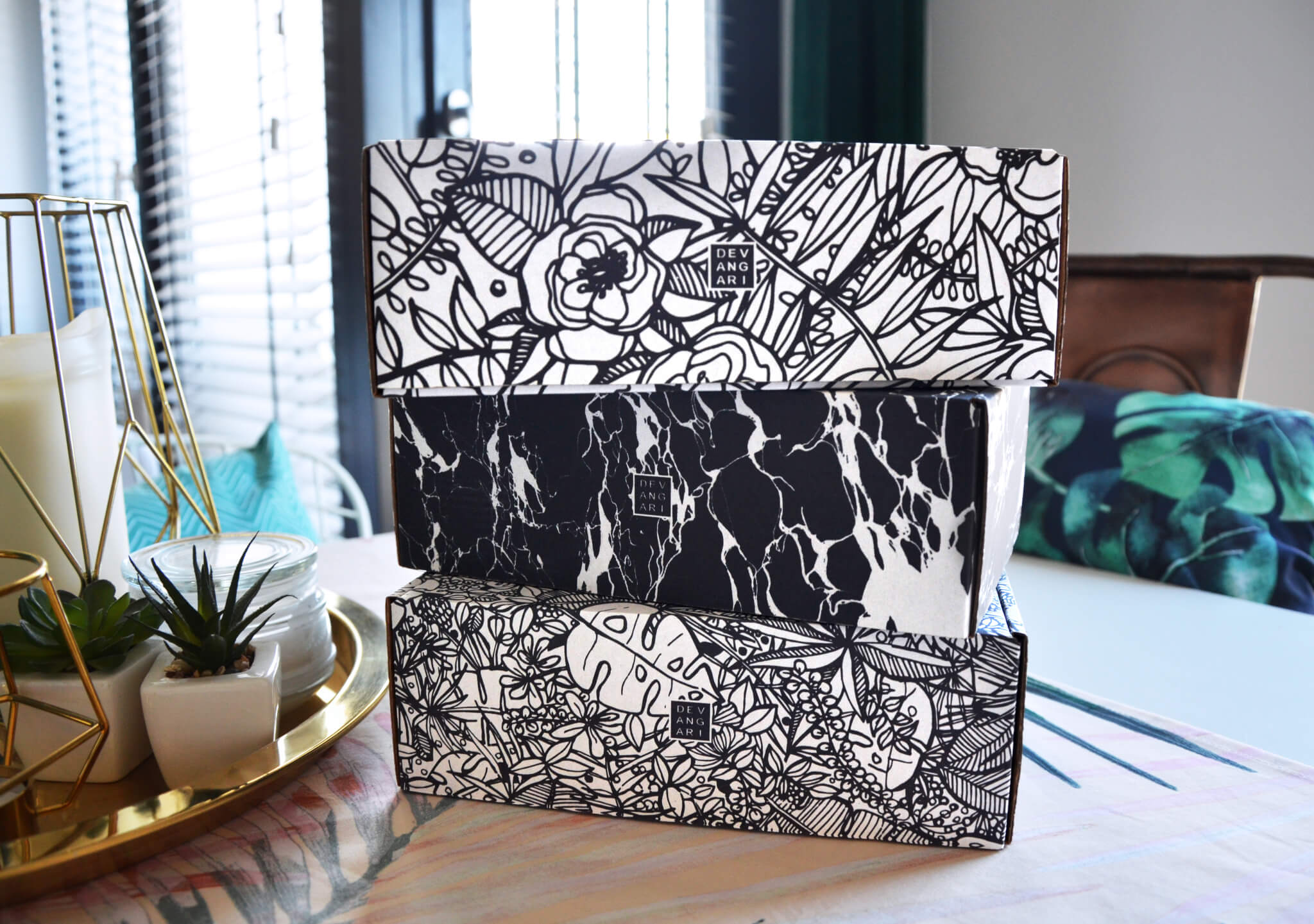 pudełka fasonowe na produkty