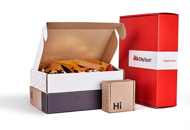 mailer boxes with logo