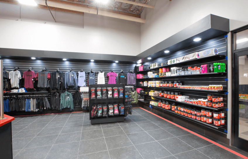 ecommerce fitness industry
