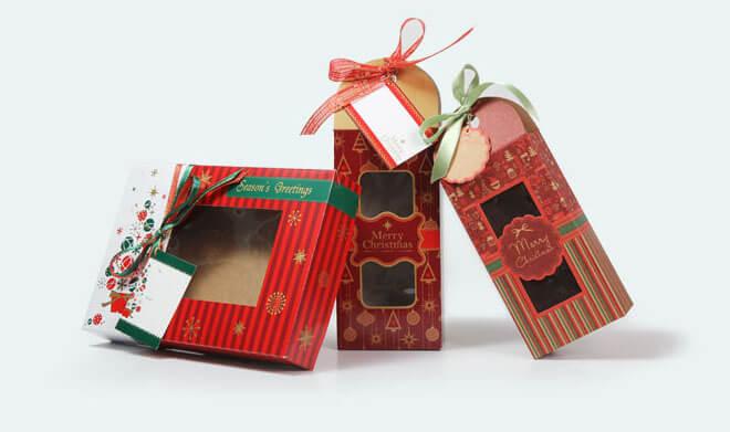 Individuelle Weihnachtsboxen Packhelp