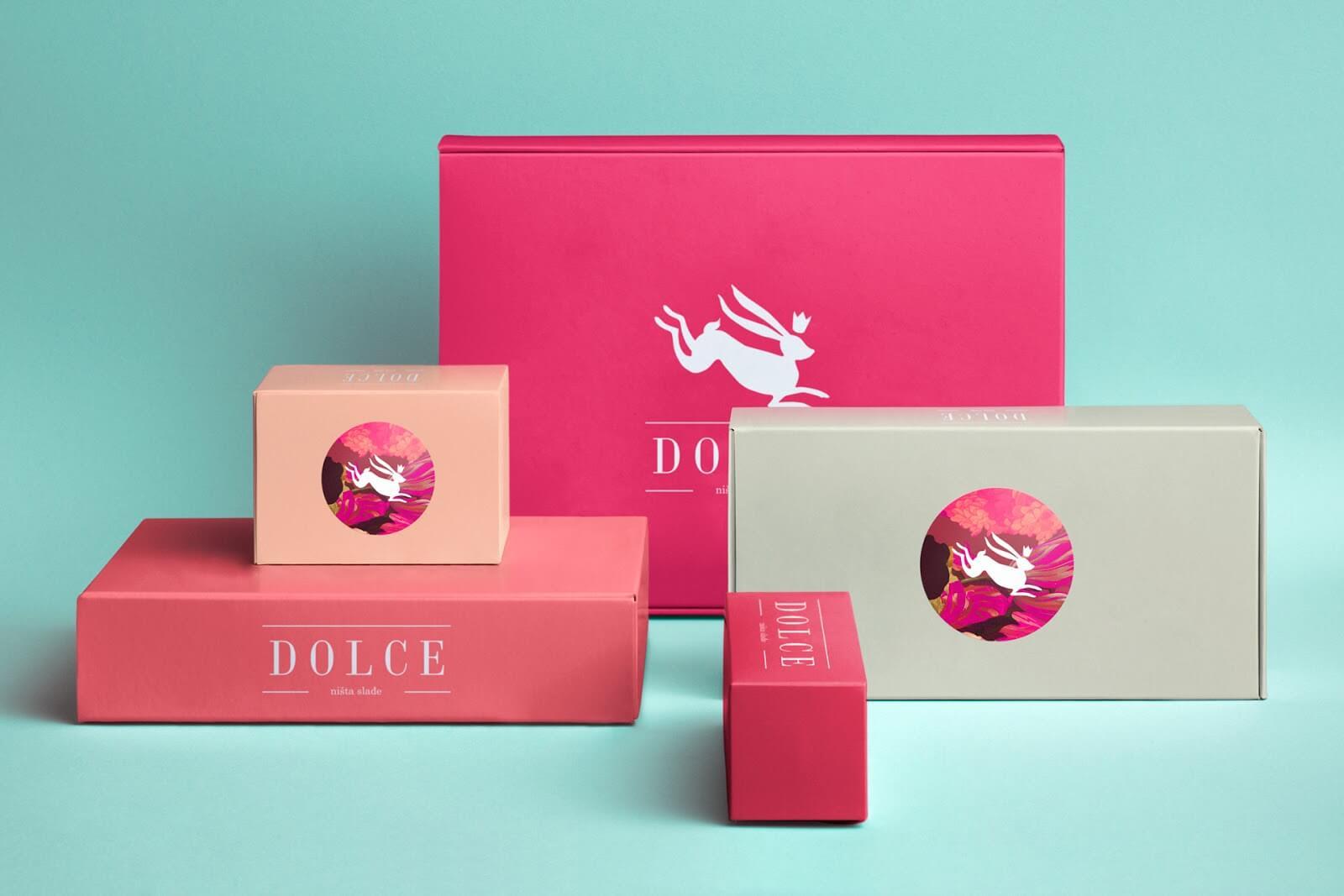 originální krabičky