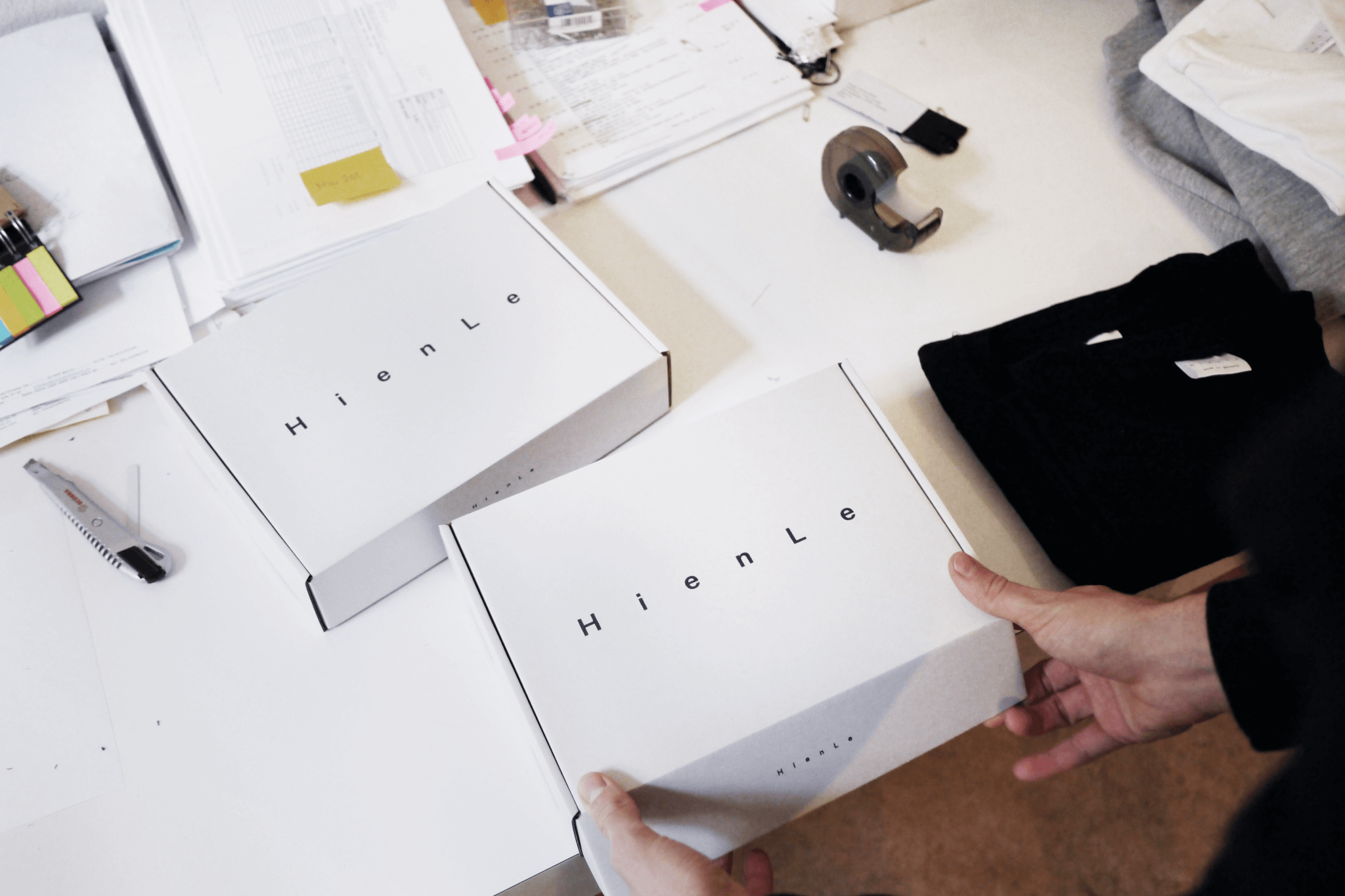 Hien Le Packaging