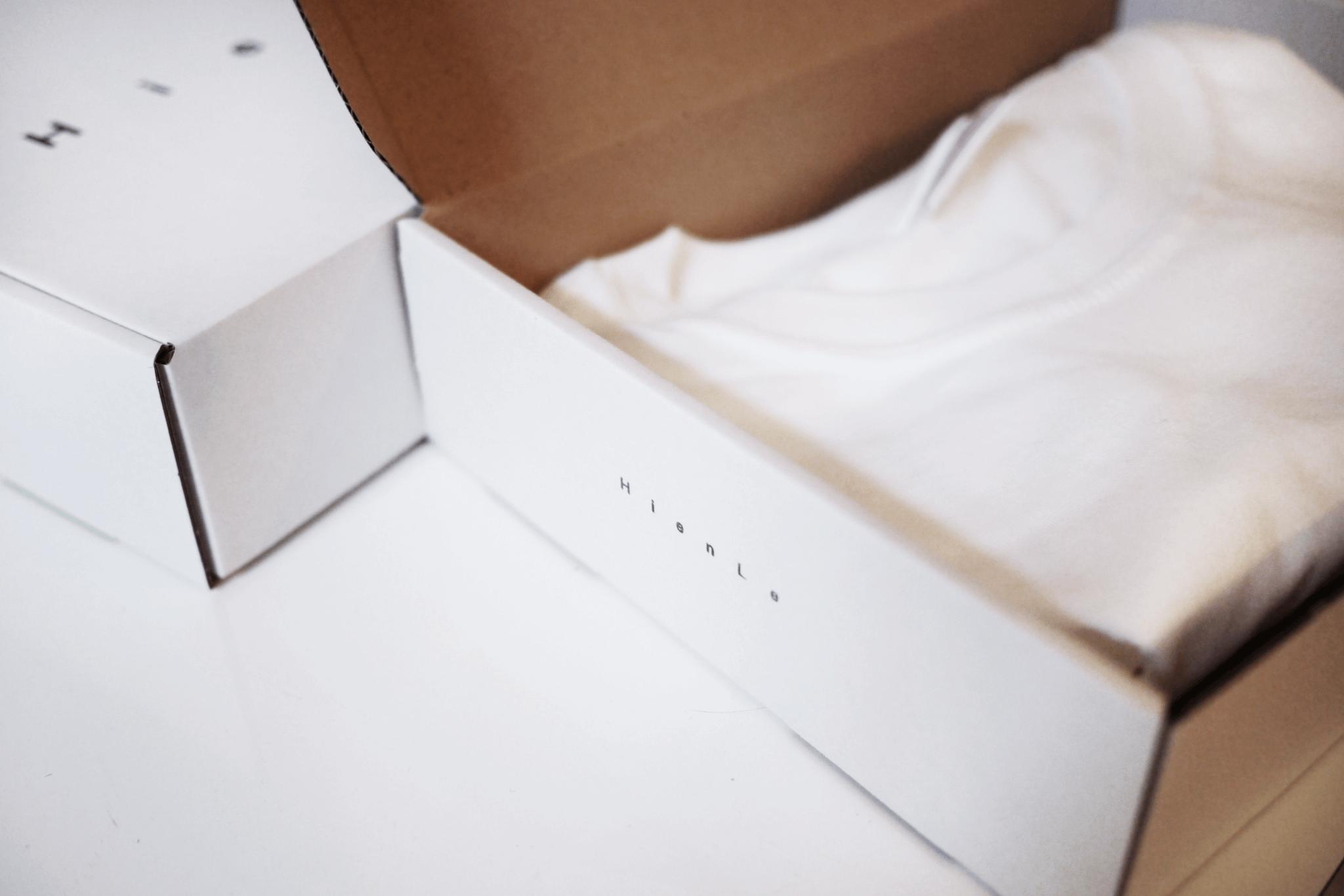 Hien Le Verpackung
