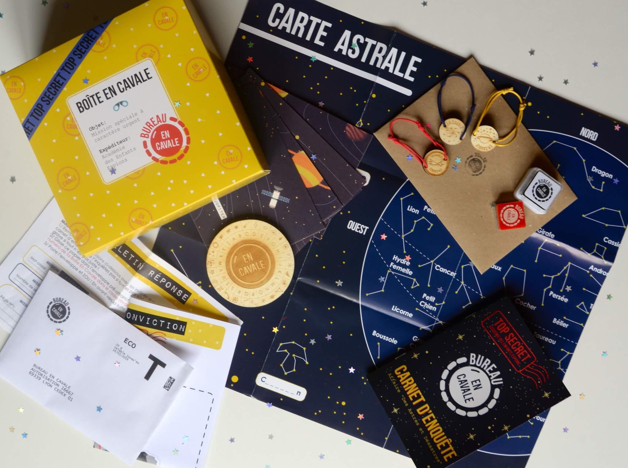 packaging of En Cavale