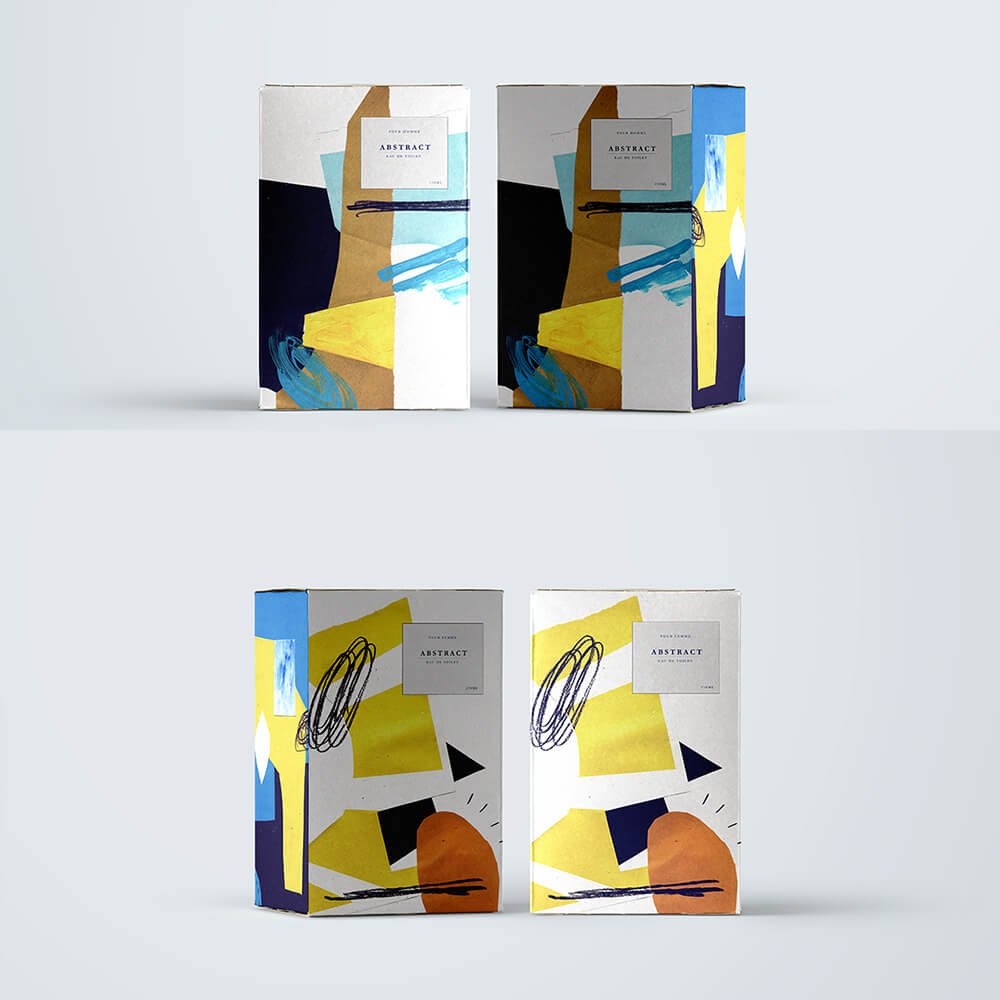 design d'emballage