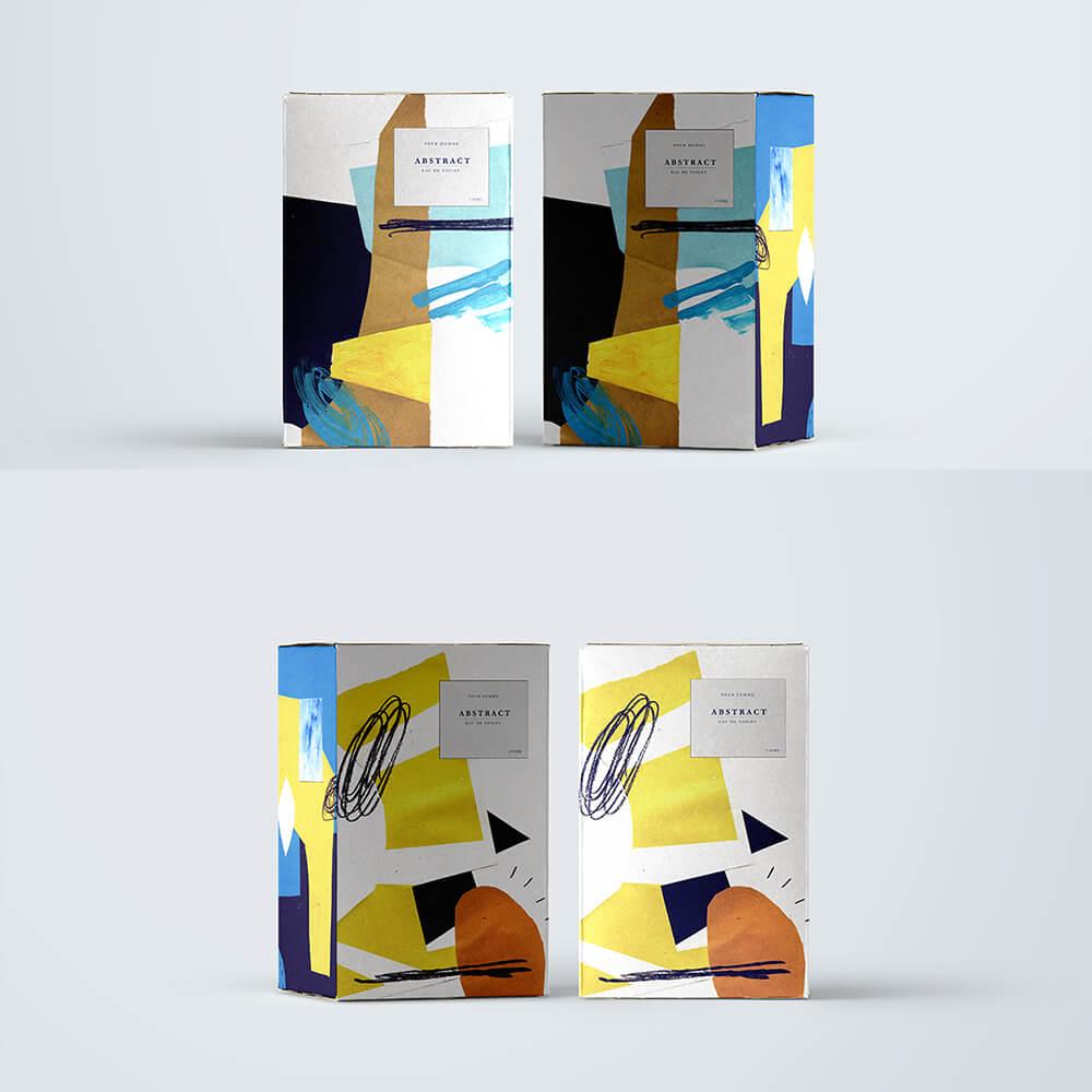 dizajn balení