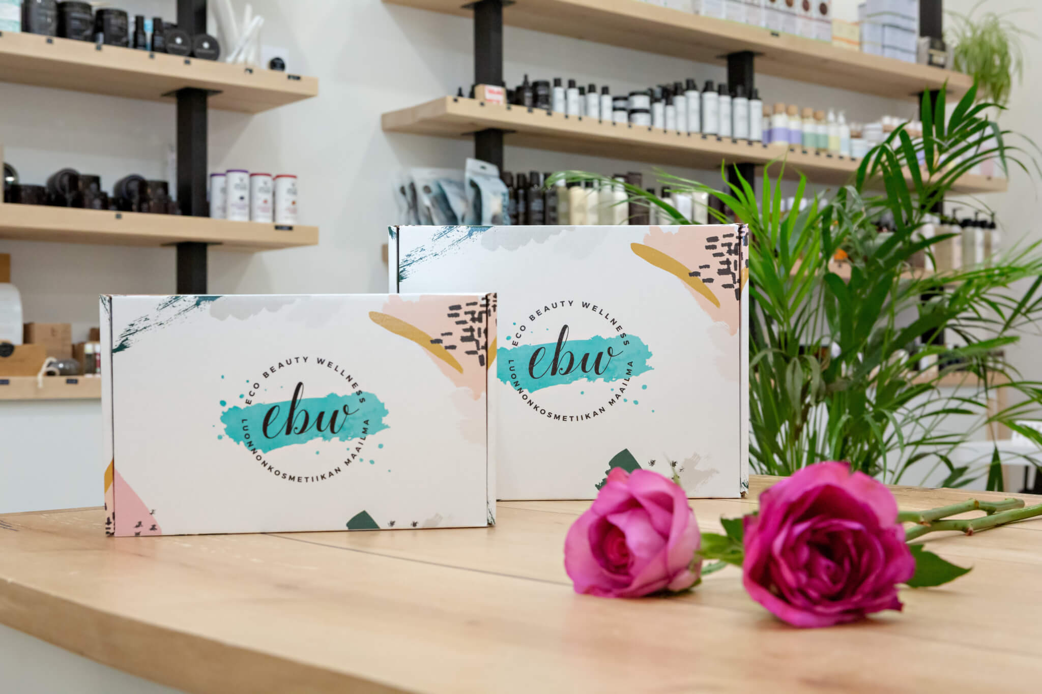 la paqueteria de eco beauty wellness