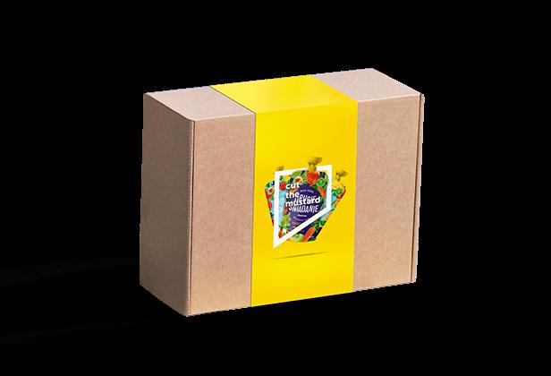 box sleeve