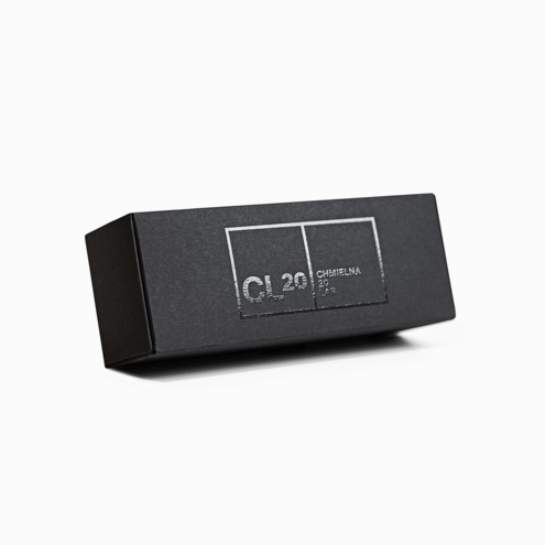 custom-made packaging solutions - hot stamping