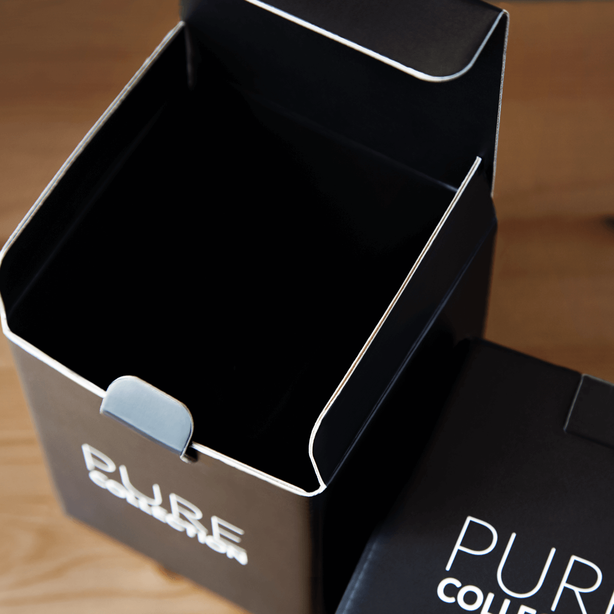 puro cosmetics foldable box