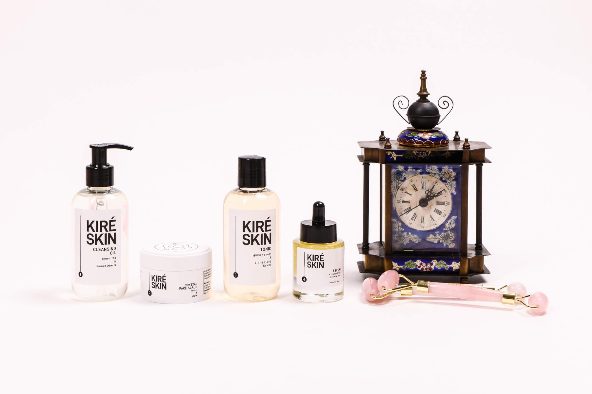 Die Verpackung von Kiré Skin