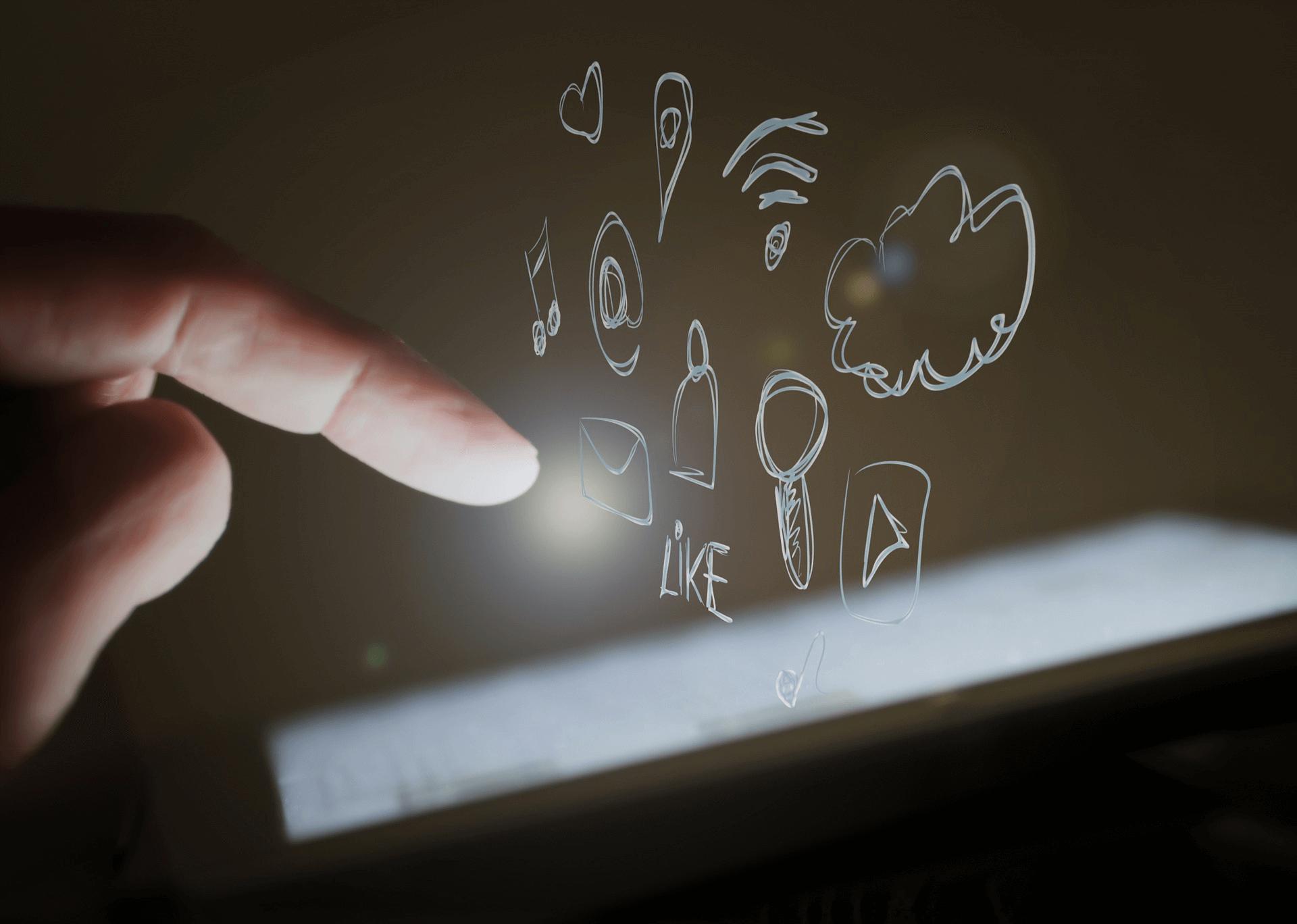 D2C (modelo de venta directa) las redes sociales
