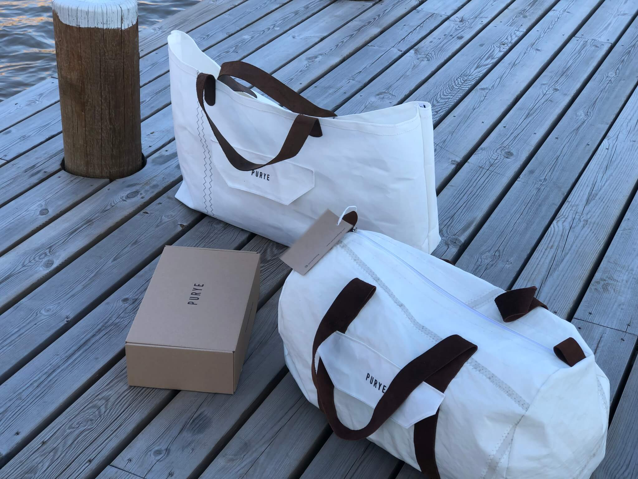 cajas eco de purye clothing