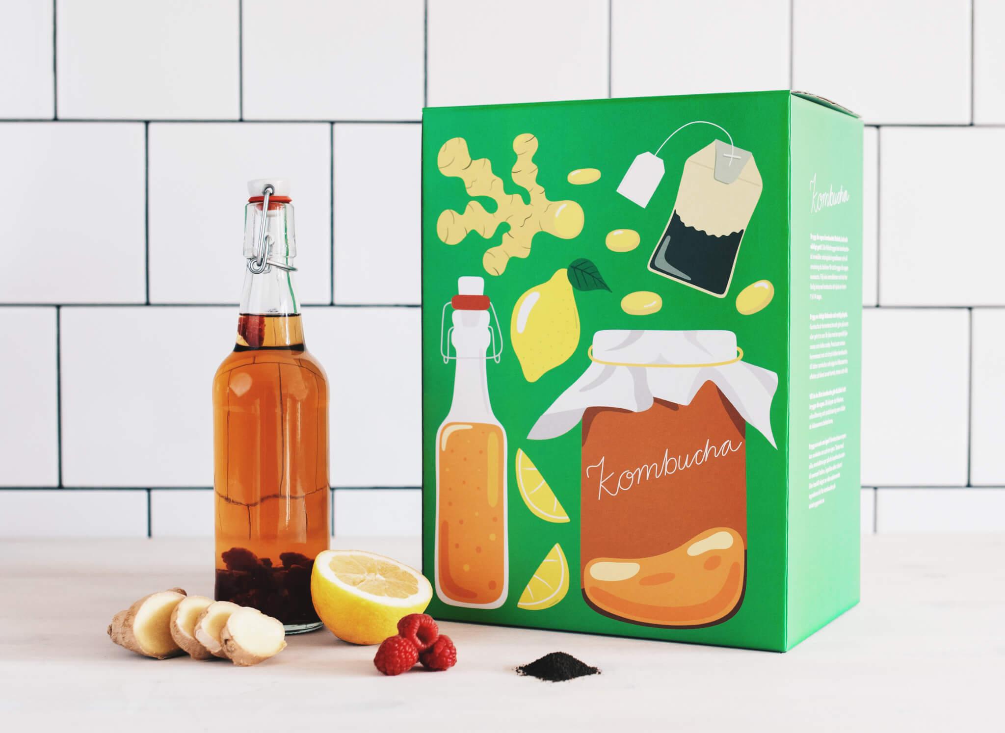 OpakowaniaDet Lilla Köksbryggeriet - packhelp pudełka