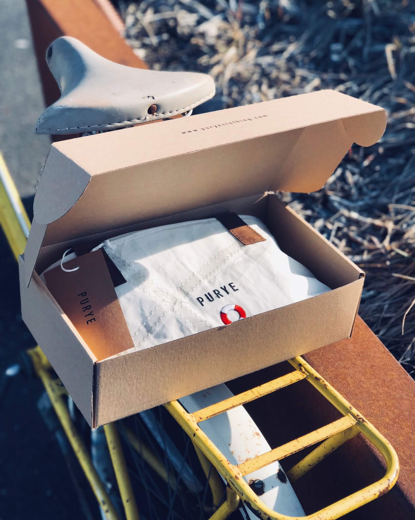 purye clothing_scatola postali_imballaggi di packhelp