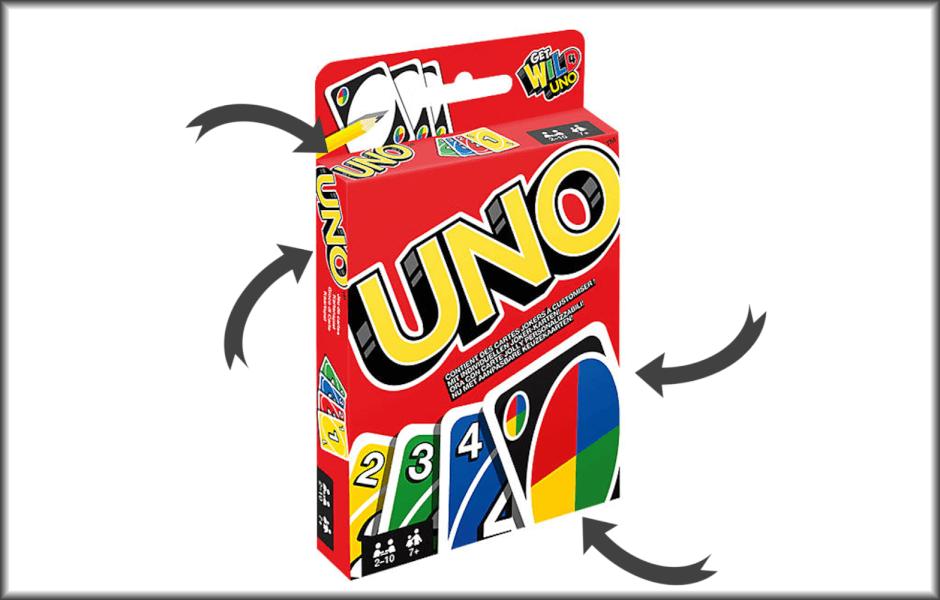 uno spieleverpackungen packhelp