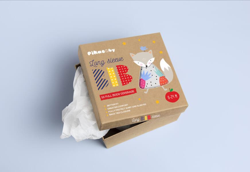 Unboxing: Verpackung für Kinderkleidung als Erlebnis