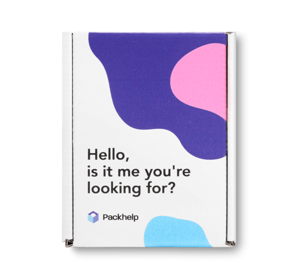 Eco Color Mailer Box - custom packaging - Packhelp