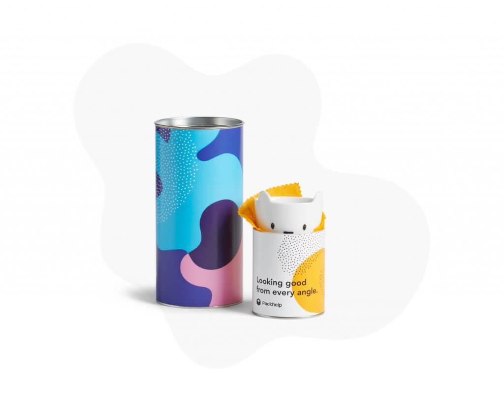 Papierdosen - individuellen Verpackungen - Packhelp