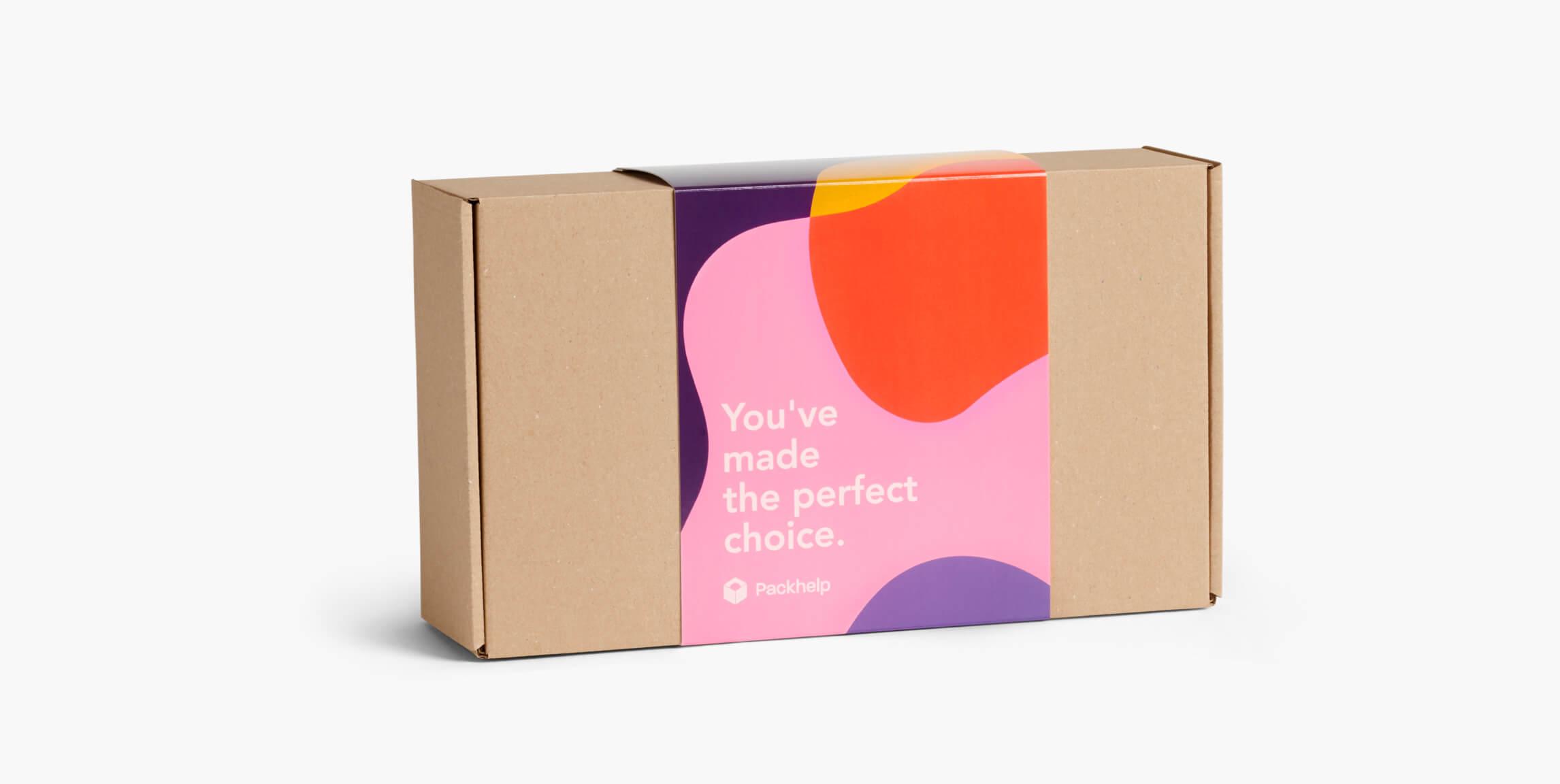 Sleeved Mailer Box - custom packaging - Packhelp