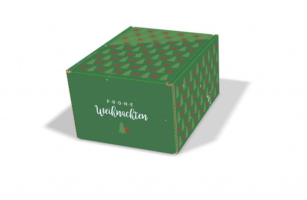 order your custom christmas packaging in july