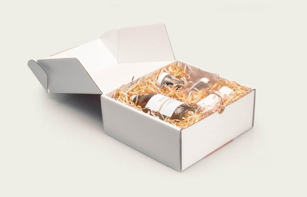 świąteczne pudełko dla e-commerce