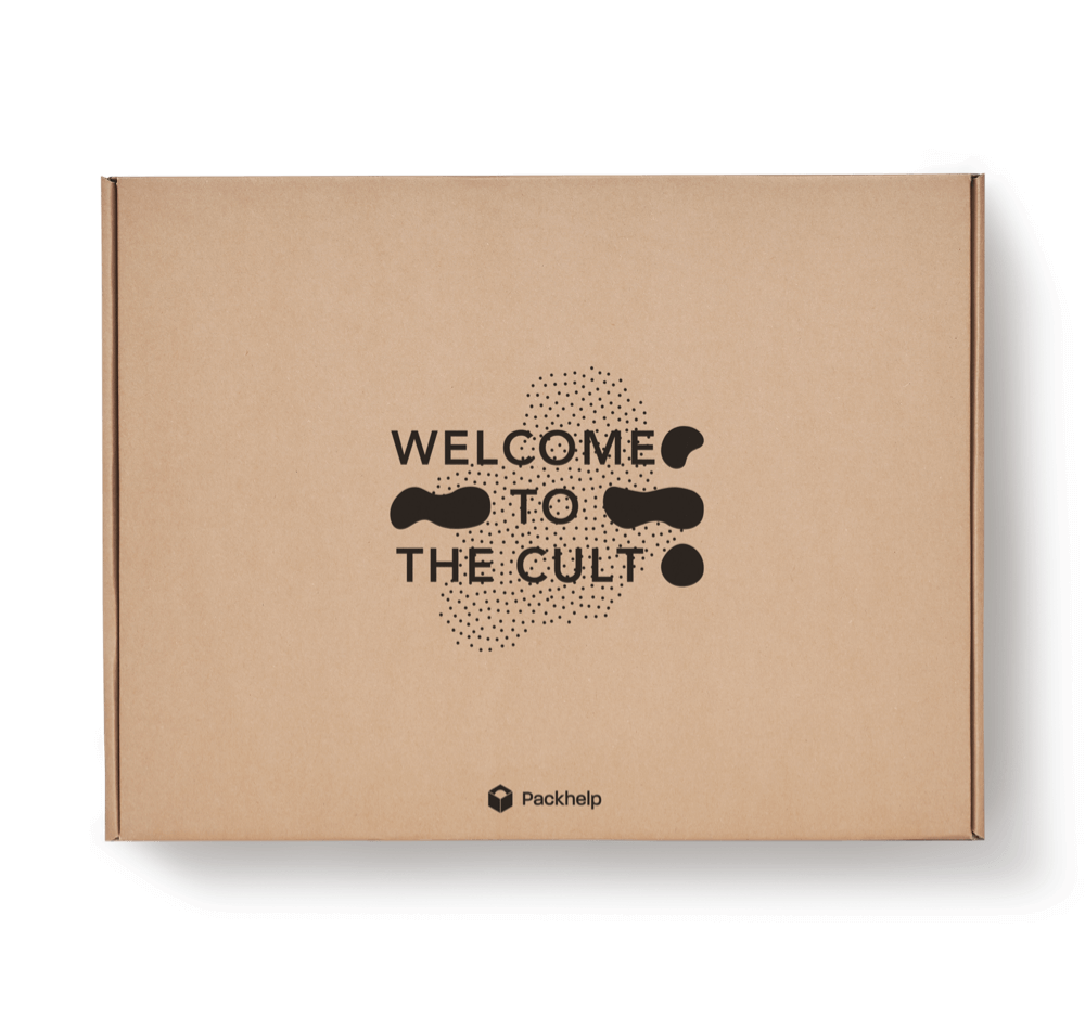 kraft ecommerce delivery box packhelp