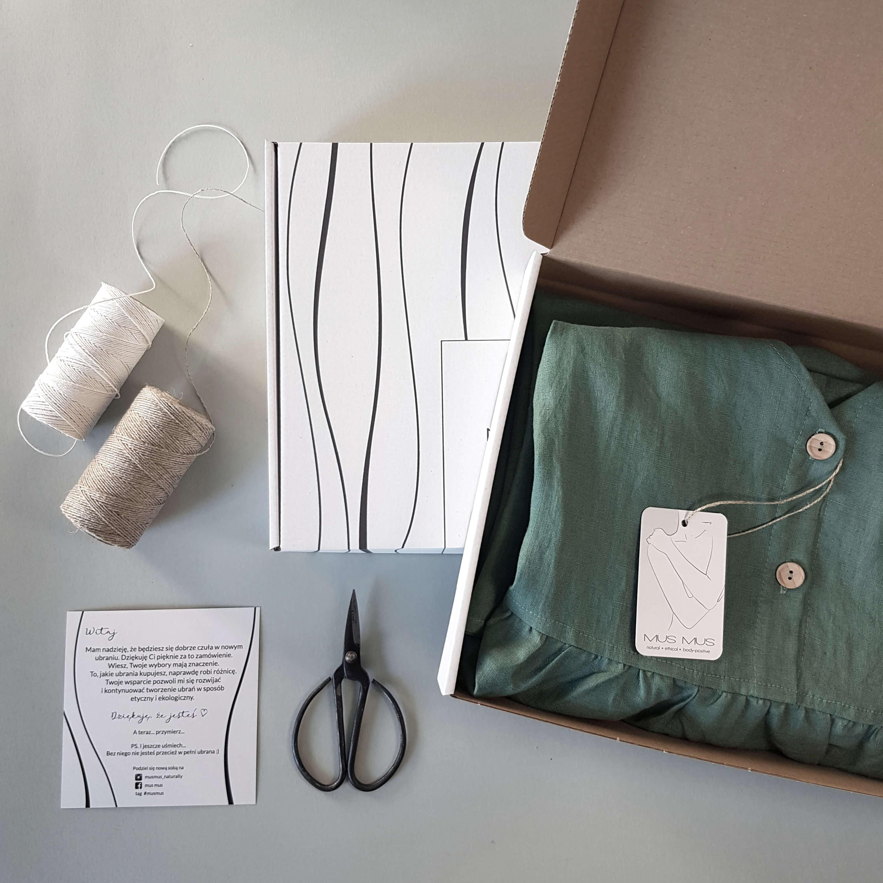 Materiale per cucito e vestito in cotone