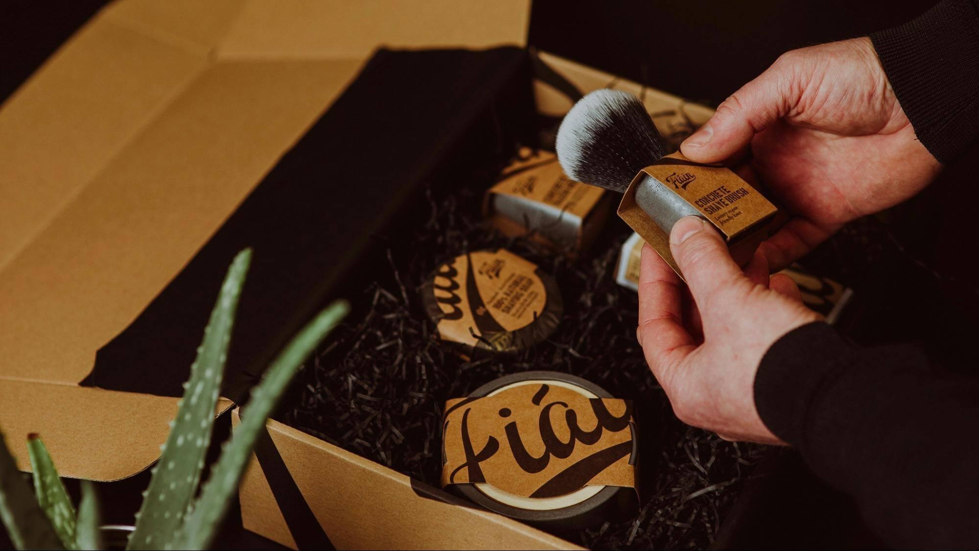 Unboxing vlastní design krabičky