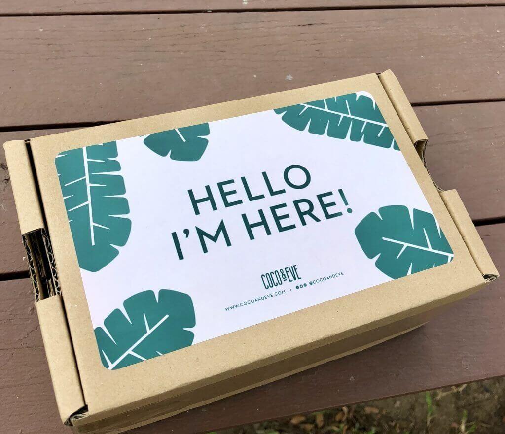 Coco & Eve eco poštovní krabice
