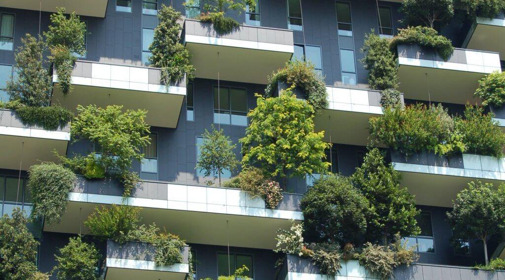 ekologiczna działalność
