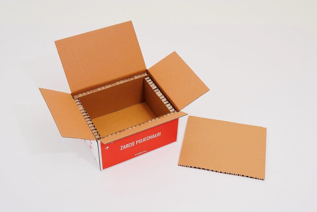 termobox do wysyłki żywności