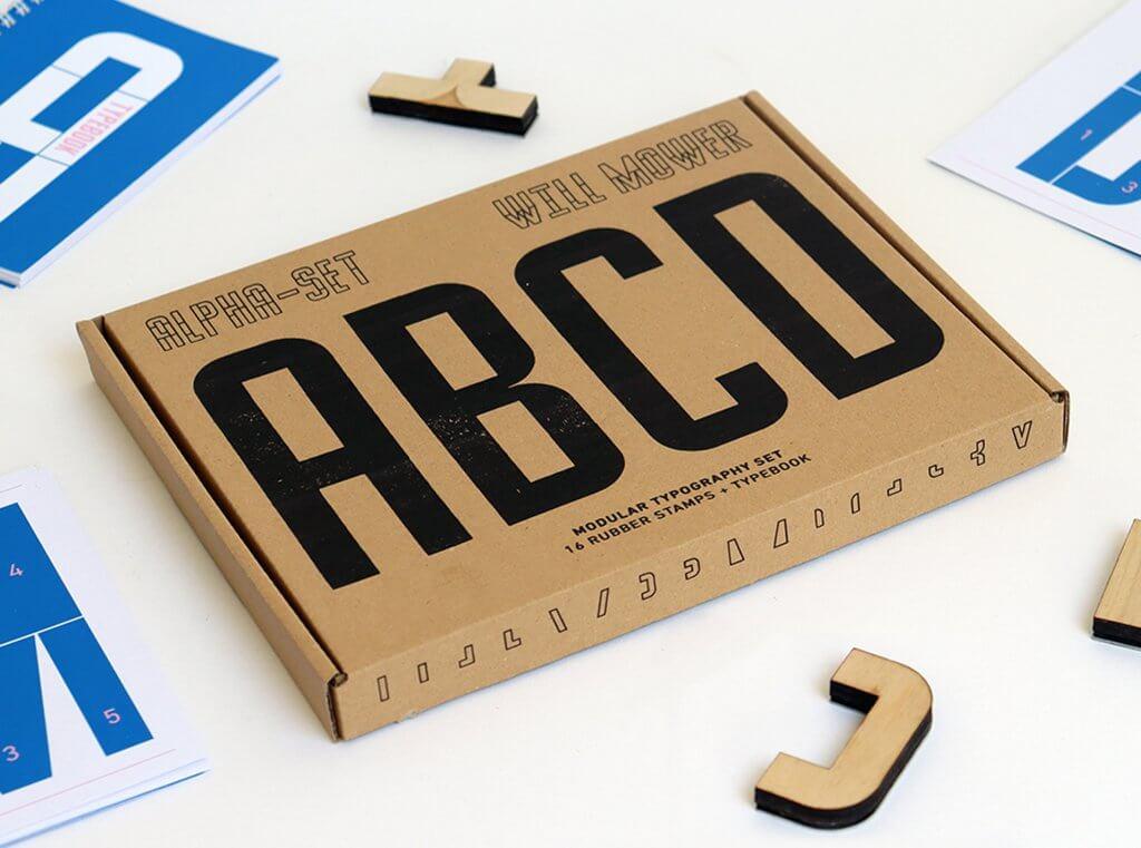 pudełko fasonowe eco zaprojektowane przez will mower design
