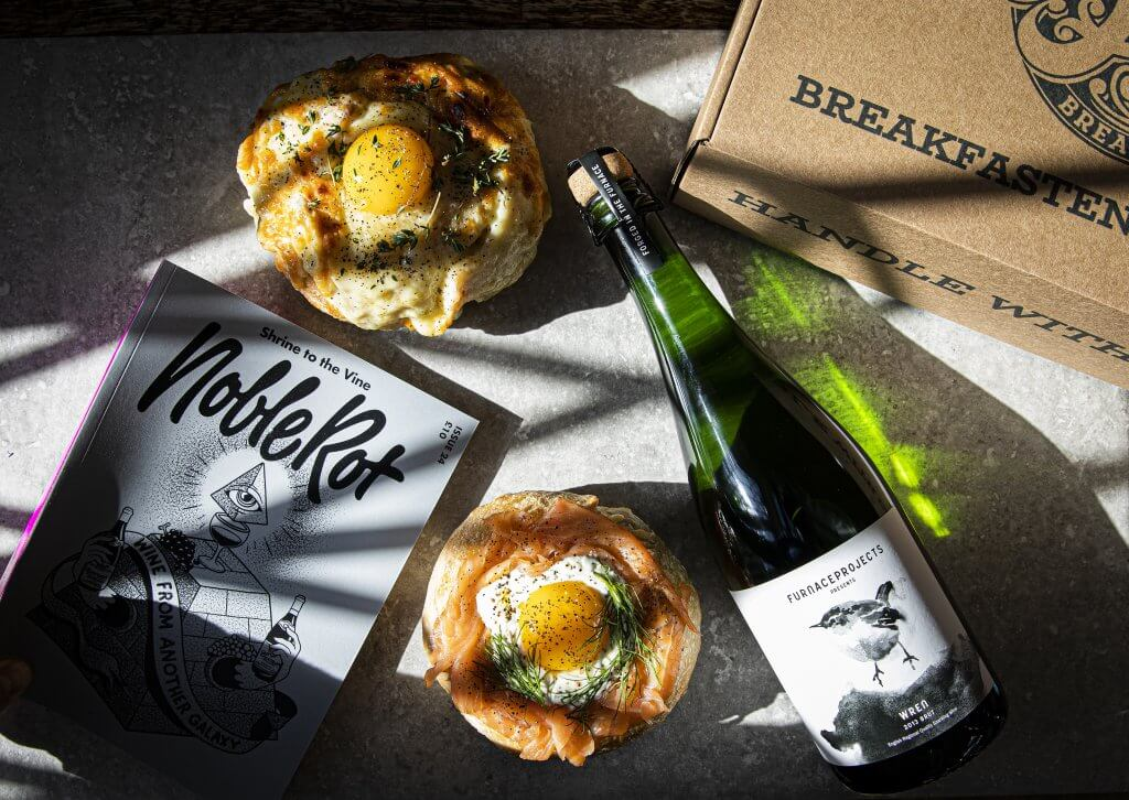 Breakfast en Bread Gift Box