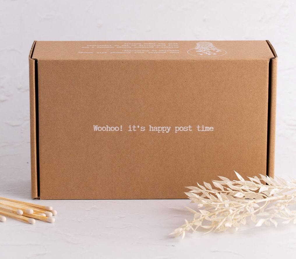 Vegan Bunny caja para Ecommerce