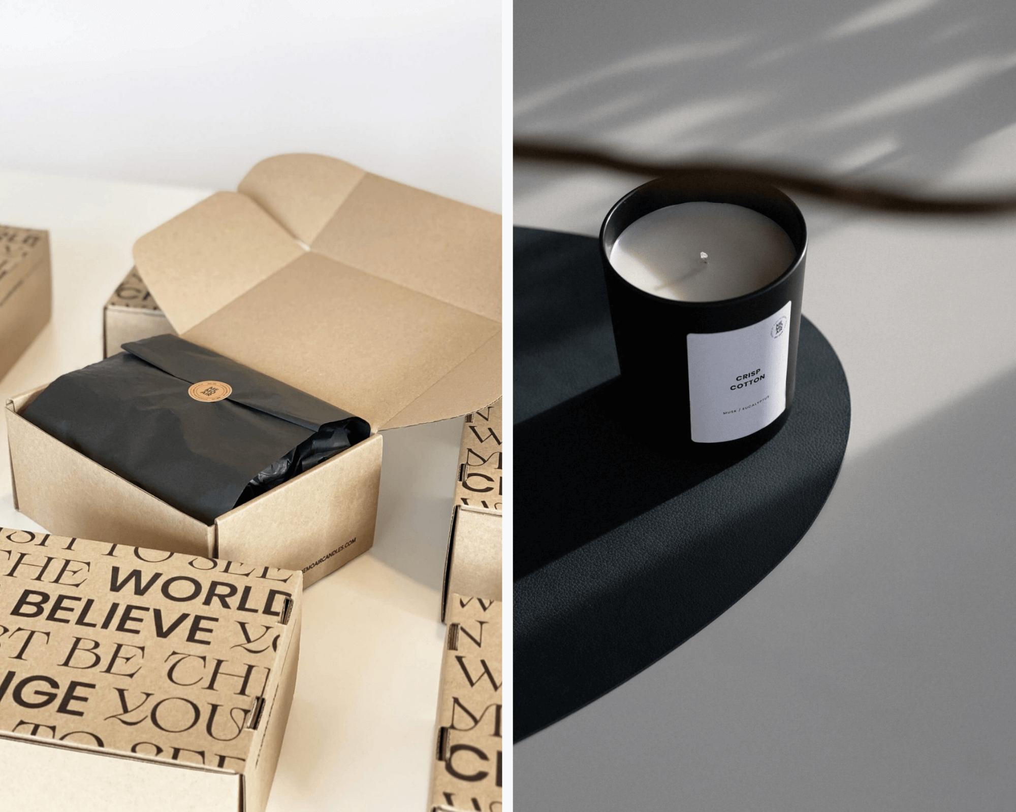 Memoair miljövänlig brevbox